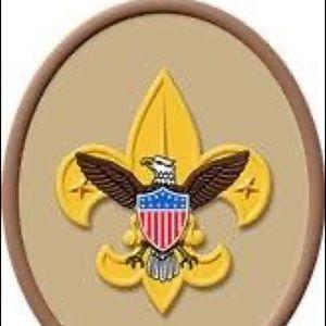 """Boy Scouts of America """"Tenderfoot""""  Badge"""